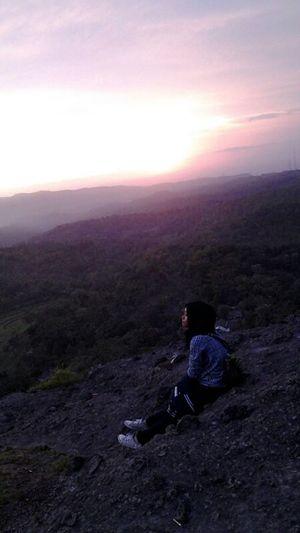 What Does Peace Look Like To You? Gunungapipurba Peace