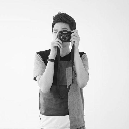 Photography Blackandwhite Korea Me Selfie Fujifilm Xt1 35mm 오늘 대기중 셀카