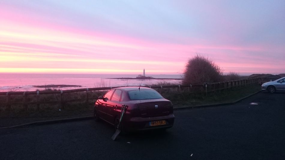 My seat cordoba and st marys lighthouse on bait island at sunrise. Seat Cordoba 6l Lighthouse Whitley Bay Bait Island St Marys Lighthouse Sunrise Landscapes With WhiteWall No Filter, No Edit, Just Photography First Eyeem Photo 2016 Transportation Uk Northumberland TDIpower Tdi Dirty Diesel Showcase April