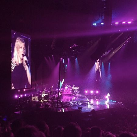 Ellie Goulding - Delirium Elliegoulding Delirium Concert Purple