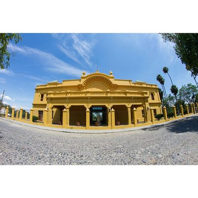 Old train station Eabreumexico Chapala Jalisco Residency photography artist mexico