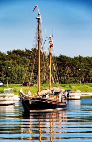 Sweden Waterscape Summer Vibes Best Pic EyeEm Of The Week Nearby Falsterbo Still Life Showcase July Sailing Ship Sailing Boats Sailing Boat Canals And Waterways Canal Canals Eyeem On Instagram EyeEm On The Week Be. Ready.