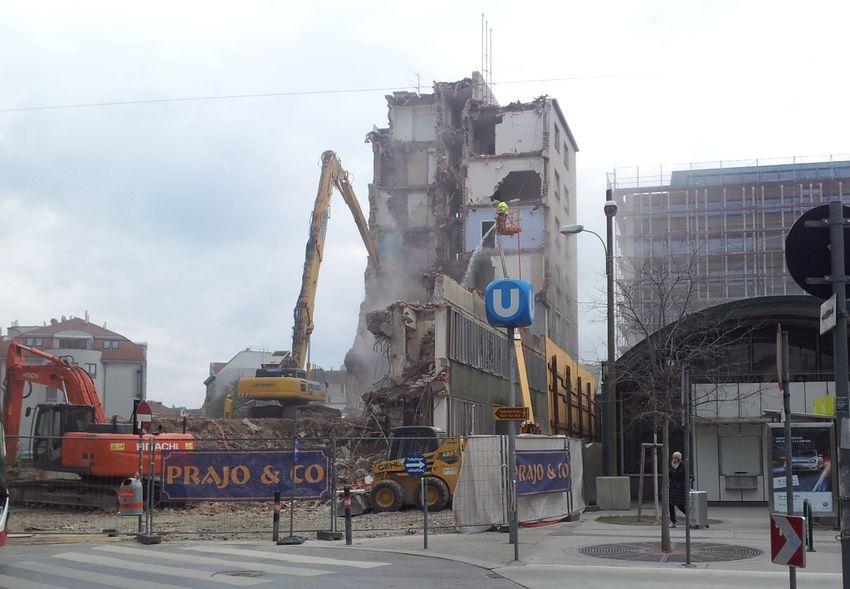 City House Demolition