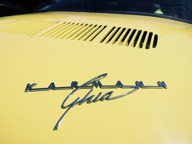 Karmann Ghia @ Bernal GT-100