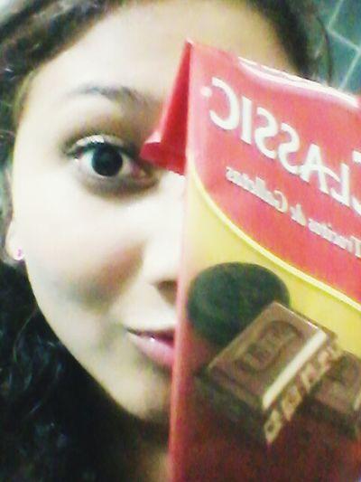 chocolate..antiestrés :3