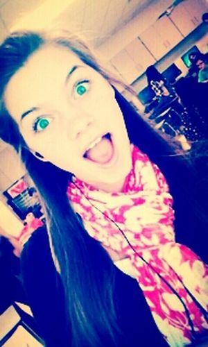 Hi! Green Eyes :) That's Me