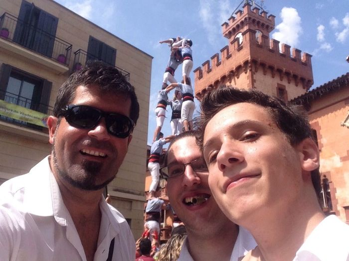Improvitzant Compromis Castells Un plaer tocar amb vosaltres, gràcies!!! ADNescola