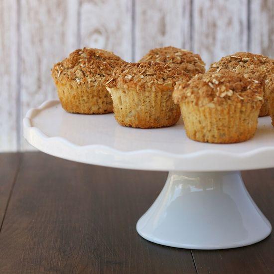 Oatmeal muffins Oatmeal Muffins Food Cake Stand