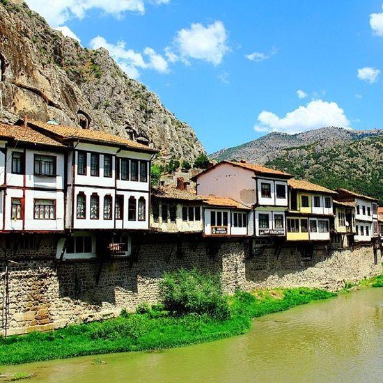 Tarih  i Amasya Osmanli Miras i evleri super