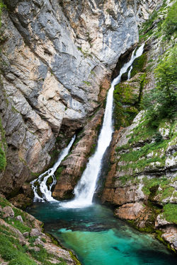 Nature Photography Beauty In Nature Blurred Motion Day Falling Water Flowing Flowing Water Formation Land Long Exposure Motion Nature No People Non-urban Scene Outdoors Power In Nature Rock Rock - Object Rock Formation Scenics - Nature Solid Torquoise Water Waterfall
