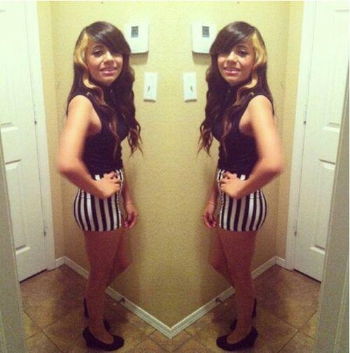 Last night :*