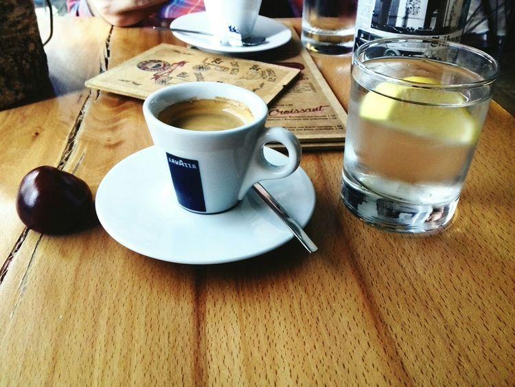 Coffee Water Glass Cup Of Coffee Vscocam VSCO PRISHTINA Kosovo
