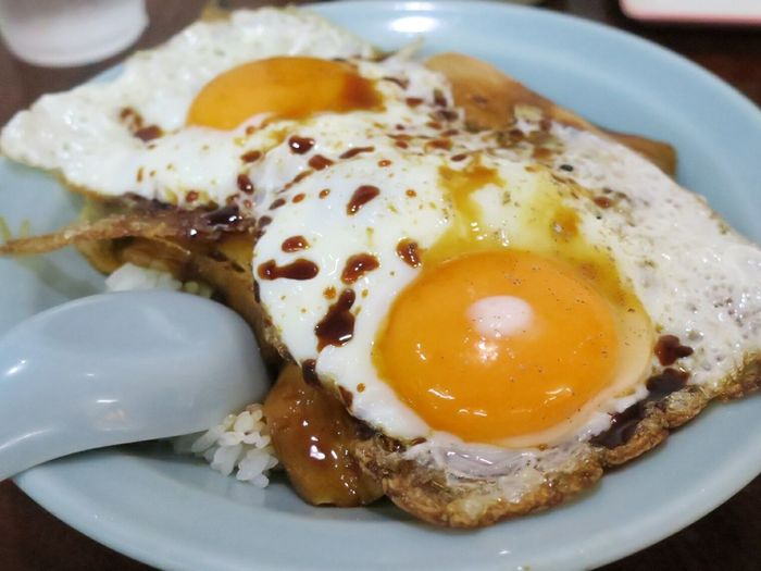 焼豚玉子飯。 焼豚玉子飯 Chineserestaurant Food No People Powershot G9 Ehime,Japan