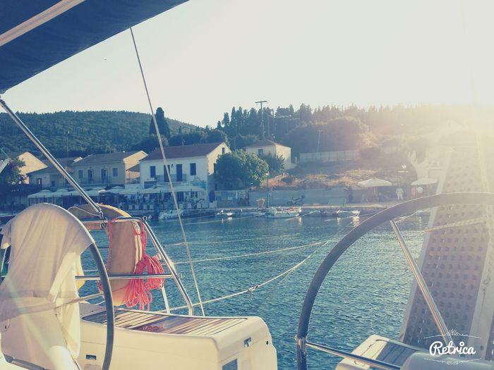 Things I Like I like sailing too. ⛵