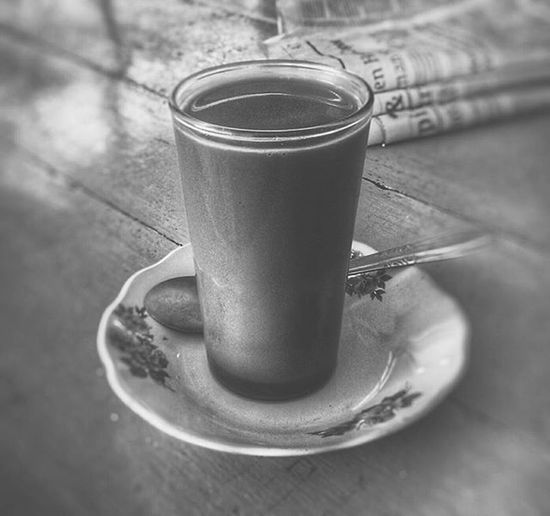 Monday, 23 Nov 2015. Story for today, found a warung kopi(small coffee shop) that my grandpa used to go to enjoy the same kopi susu(somekind of coffee latte) that i ordered today. The owner just told me many stories of my grandpa after he learn that i am the grandson. It was a happy coincidence to get to know more about him when he is not around anymore. Btw the coffee is so cheap, a glass of this kopi susu is for Rp.6000 Monday Blackandwhite Bw Serbelawan Sumatrautara Warkop Coffee Htcone HTC HTCOneM7 Kelassantai VSCO Vscogood Exploringalone Story Cupofcoffee