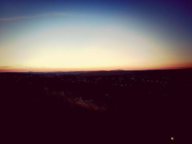 Sonnenuntergang Sunset Enjoying The Sunset @ Sommeralm