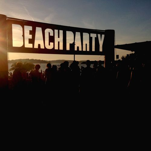 Beach Party with Romare - Amazing Dancing Chilling Sunset