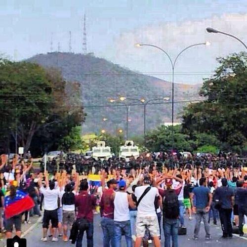 venezuela Hi! Hello World My Live, My Wold People