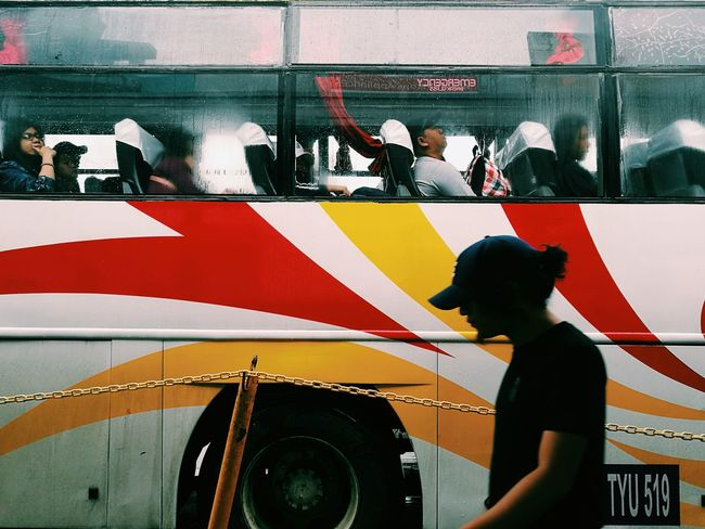 The Street Photographer - 2017 EyeEm Awards Street Photography Street In Color Street EyeEm Everyday People Telling Stories Differently EyeEm Best Shots Eyeem Philippines Your Design Story The Human Condition Capture The Moment Bus Commute Streetphotography Philippines The Photojournalist - 2017 EyeEm Awards Colour Your Horizn Stories From The City