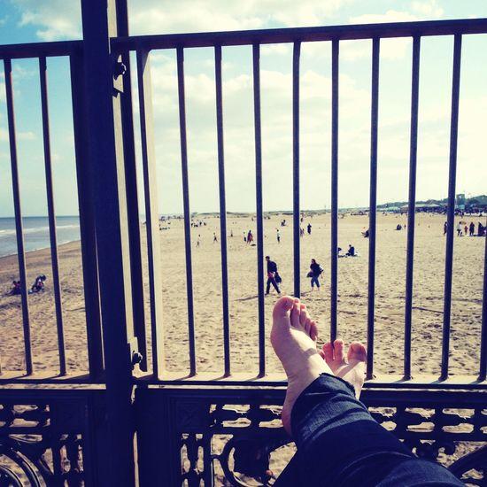 Relax Sea Feet