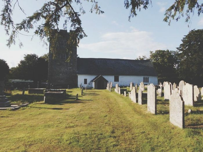 Disserth church Wales Disserth Church