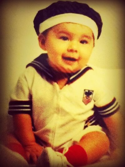 Me As A Baby ^.^