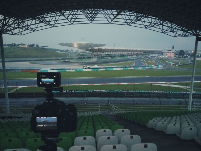 Weekend, motogp. Taking Photos Shootermag No People Sky Outdoors Timelapse Timelapsephotography