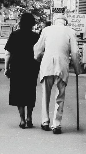 Old Oldtime Young Love Young Souls Memories Tierd And Bored Love ♥ Peace ✌ Peace Love Happiness Old Married Couple But Just Married Just Married (66 Years Later) Routine