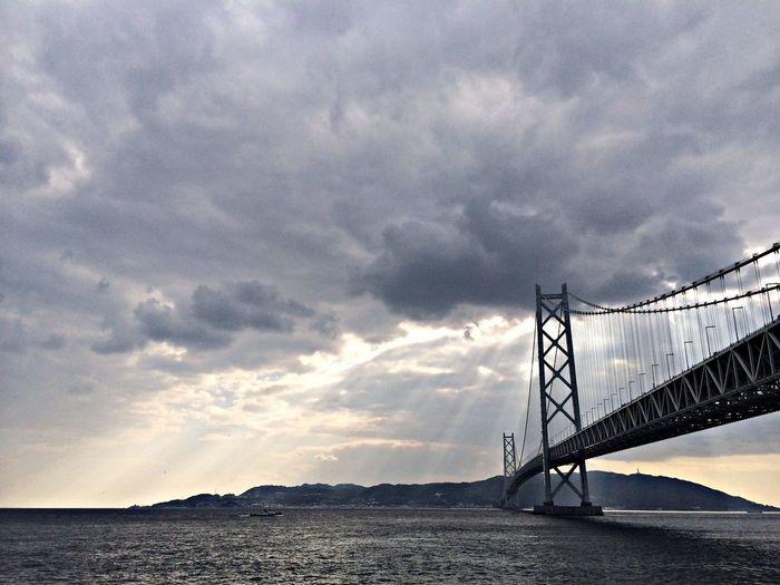 明石海峡大橋 Bridge