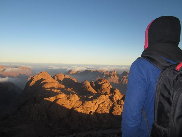 At the top Point of Egypt: Mousa Mountain, Saint Catherine Beauty In Nature Landscape Mountain Mousa Mountain Mousa Mountain, Saint Catherine Nature Saint_Catherine Saint Catherine Mountains Saint Catherine's Hill Sky Sunrise Winter First Eyeem Photo