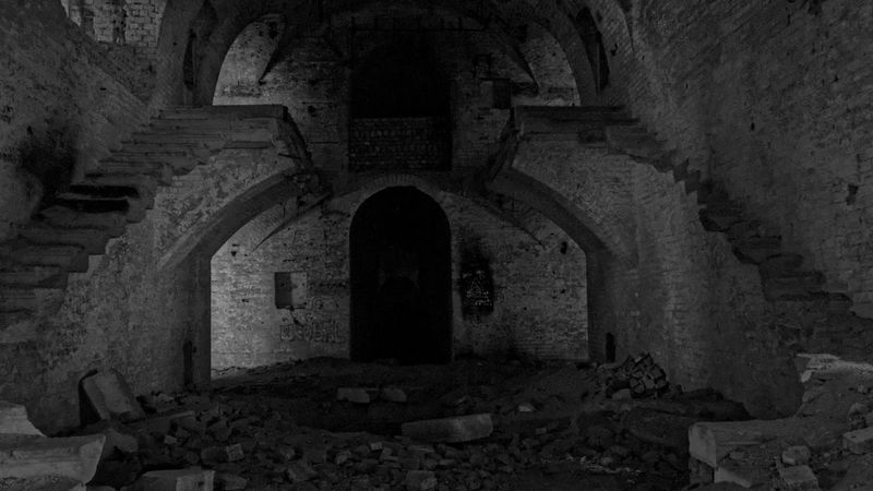 There used to be a staircase Brick Wall Damaged Architecture Historical Building Old Military Base Ruins Stairway World War I Abandoned Ancient Arch Architecture Bad Condition Black And White Built Structure Damaged History Indoors  Old Ruin Ruined Ruins Of The Past Staircase Stronghold The Past Time
