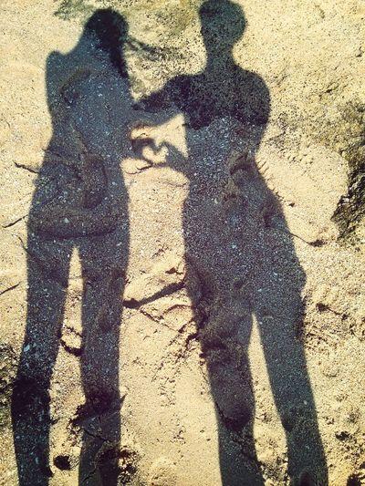 Love Boyfriend Beach Heart