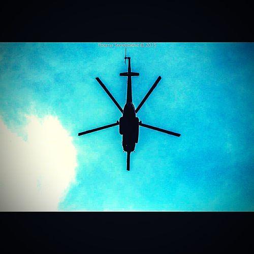 Protecting our skies. MI24 Blackhawk Helicopter Airforce Sri Lanka