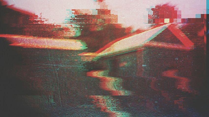 Glitch Art Glitch Experiment Cacem