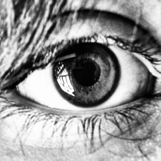 My Eye. Ig_captures_bw All_shots Eyes Amazing beautiful bw bilder deep
