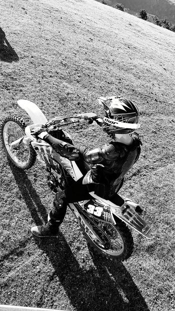 Cross over it Thor  EyeEm Selects EyeEm Gallery Eye4photography  Motocross Motorcycle Airoh Suzuki Man Blackandwhite Adventure Adrenaline Romania