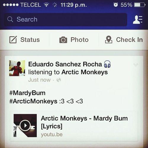 Arctic Monkeys :3 ♥
