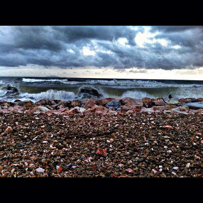 Mareggiata parte 3 Sea Seascape Mare Maremma