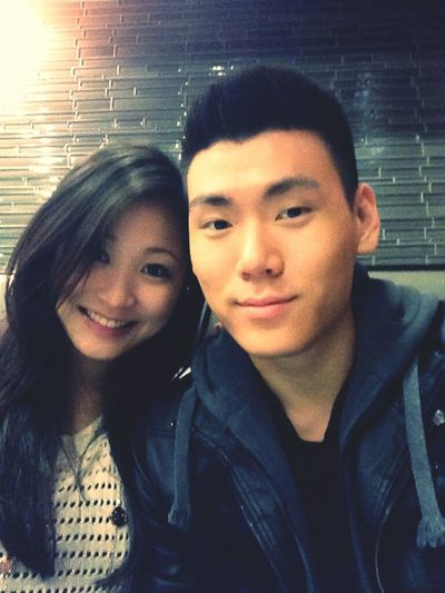 eating BCD tofu house with my Love Throwback Life Beautiful