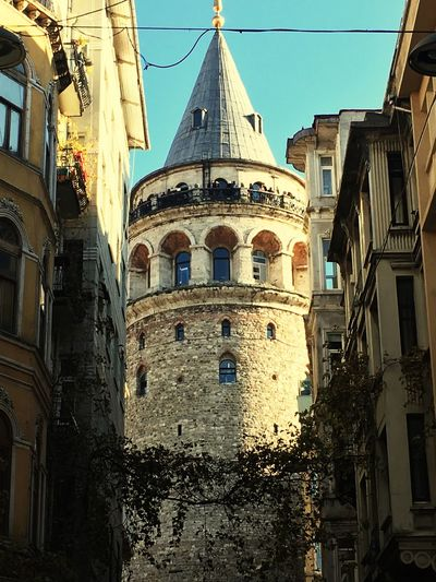 Galata tower İstanbul Architecture Travel Destinations