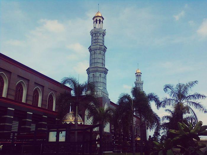 Mosque KubahMas