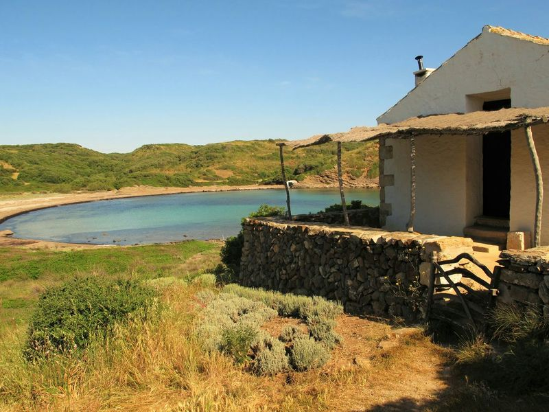 Camí de Cavalls en Menorca. Menorca Illes Balears House Holiday Blue Vacation Peace View Outdoors No People Relaxing Relax Cami De Cavalls Excursion Water Beach The Essence Of Summer Landscape Good Times Enjoying Life Building Exterior Beauty In Nature Beautiful Beauty Tranquil Scene