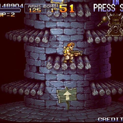Metalslug2 Game Nostaljikoyunlar Atari