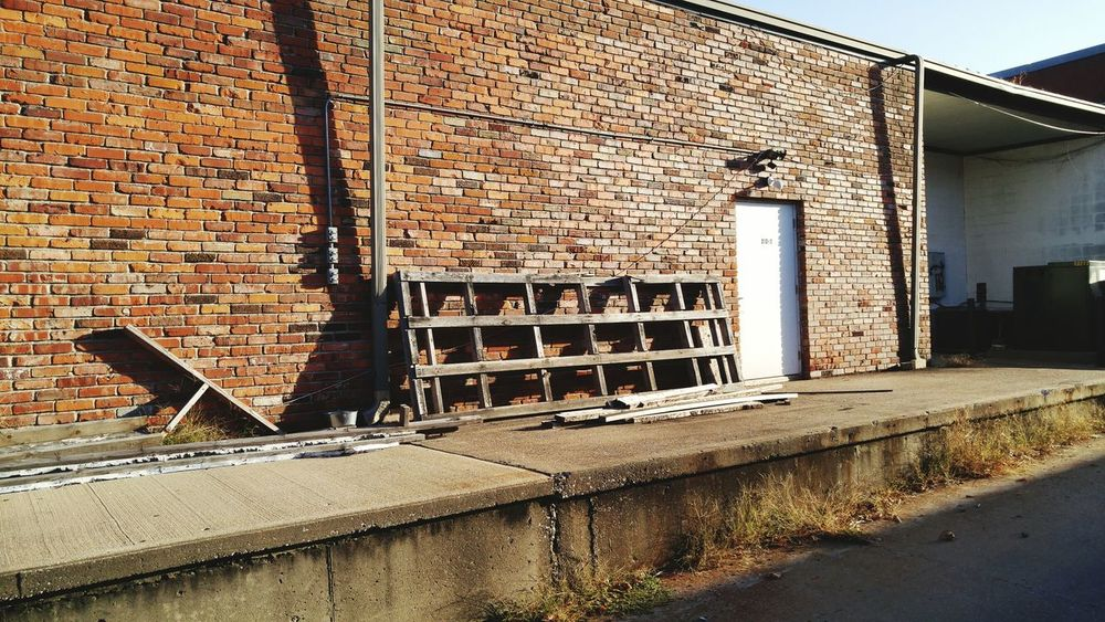 Decrepit Loading Dock Urbanphotography Urban Landscape Alley