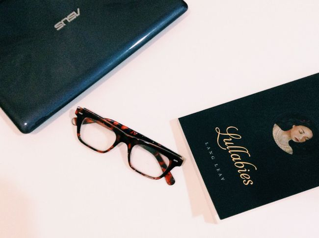 Books Poetry Langleav Eyeglass Solitude