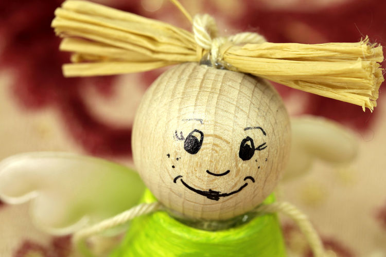 Holzkopf Close-up Food Food And Drink Celebration Art And Craft Creativity Holiday No People Human Representation Religion Anthropomorphic Smiley Face Easter Belief Indoors  Representation Egg Spirituality Emotion Focus On Foreground