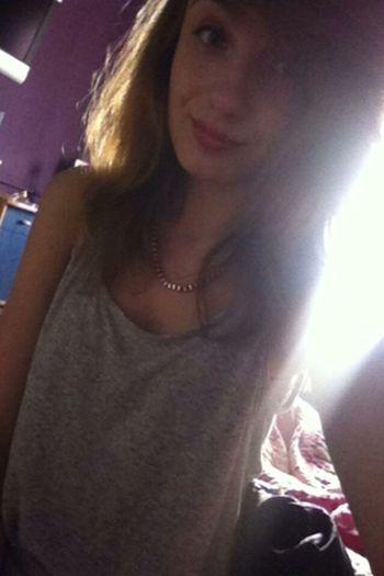 Enjoying Life That's Me Smile Selfie