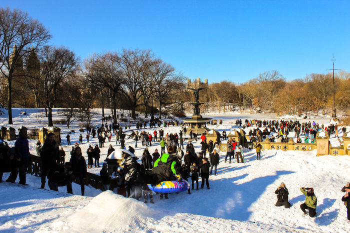 Sunday Funday! Central Park Central Park - NYC Citylife Fun Landscapes Nature New York New York City New York, New York NYC NYC Photography Snow Snow Day Snow Day ❄ Travel Travel Destinations Travel Photography Urban Lifestyle Urbanphotography Winter EyeEm Best Shots Eye Em Around The World Eye Em Best Shots Share Your Adventure Blizzard 2016 Snow Sports