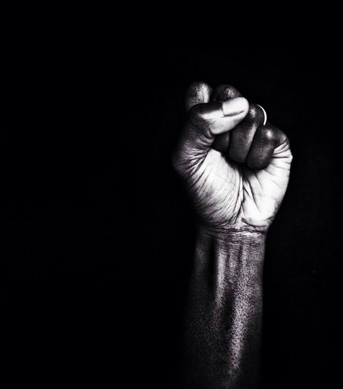 A tribute to Madiba WeAreJuxt.com Shootermag Blackandwhite IPSEmotions The Human Condition