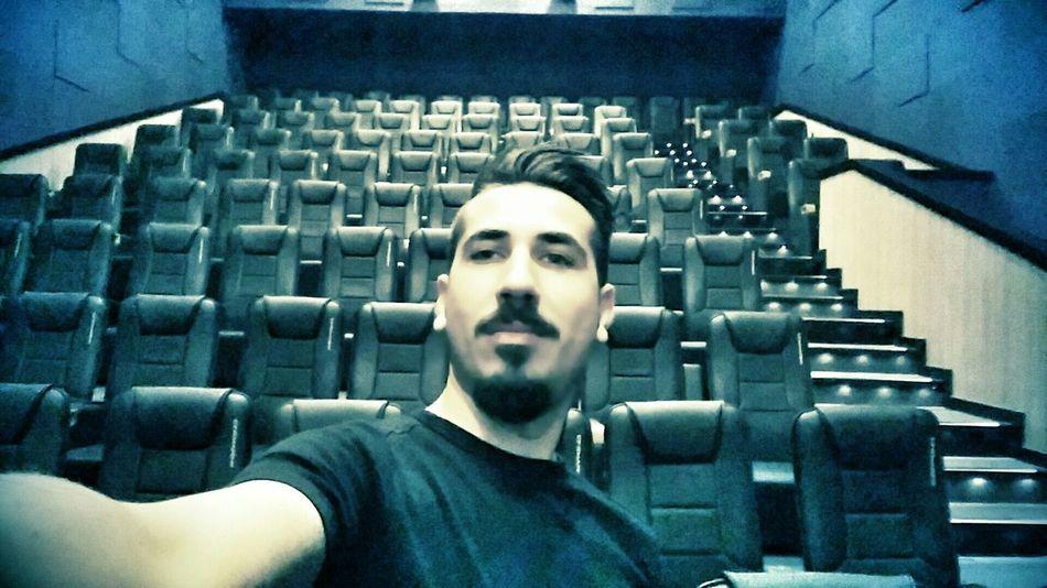 Sinemayi kapattim :)) Cinema Popcorns Burn